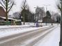 Sneeuw in de wijk - 2009